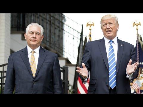Iran, Corée du Nord, climat… les couleuvres avalées par Rex Tillerson
