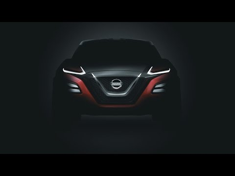Nissan Gripz Concept makes its global debut in Frankfurt