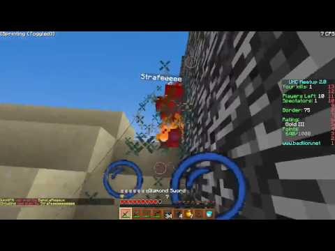 What would I change about UHC Sim - UHC Sim #1