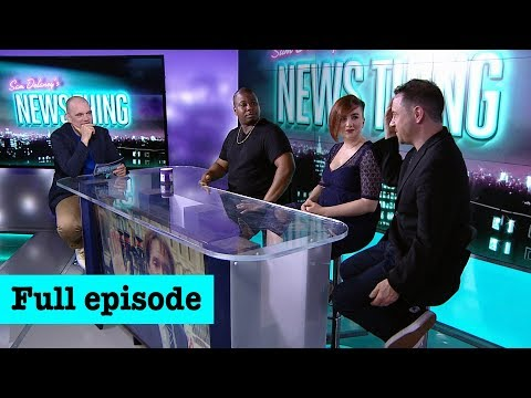 Theresa May's Patois Lessons - (Full Ep 21st  April 2018) - News thing