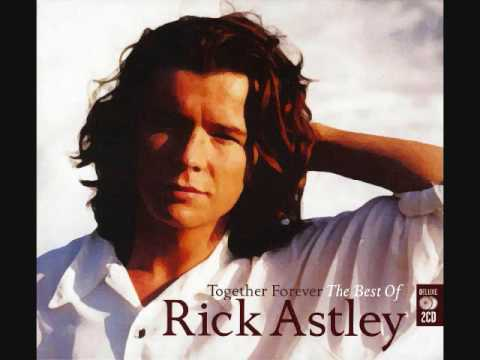 Together Forever  -  The Best of Rick Astley ( CD1)