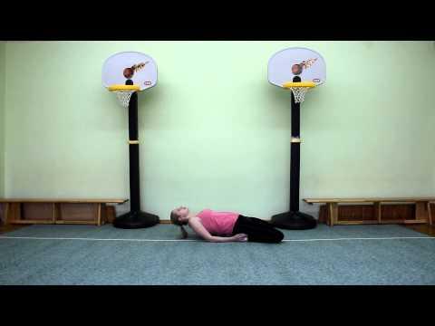 Зарядка для ног эффективные упражнения