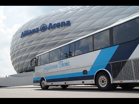 München Teil 4 von 5  (Alinaz Arena innen) by D.H. Coach Driver