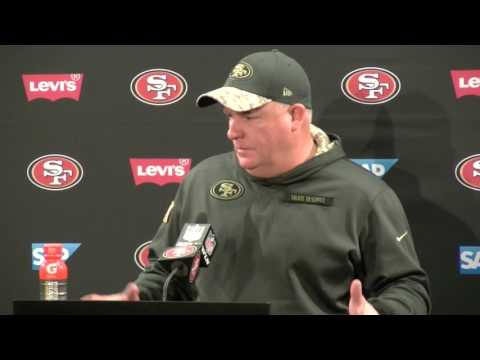 Chip Kelly defends Trent Baalke: 'I have tremendous confidence in Trent'