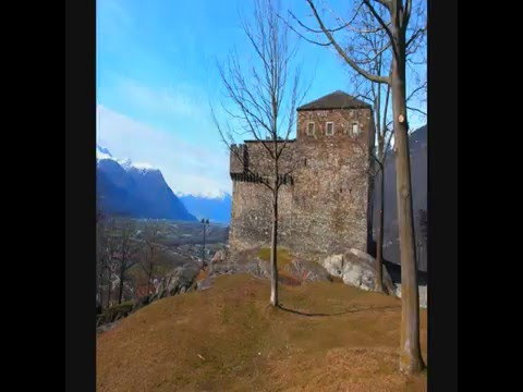 Amazing Switzerland: Castello di Sasso Corbaro Bellinzona