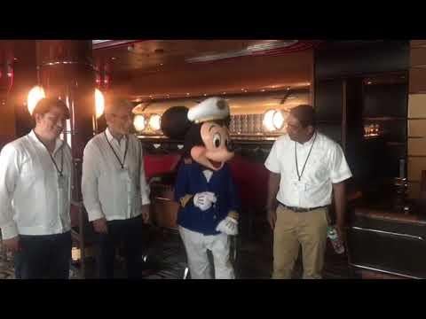 ¡Crucero de Disney llega a Costa Rica!