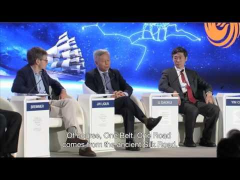 AMNC16 -  Jin Liqun on China's New Silk Road