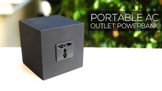 Build A Wall Outlet Powerbank