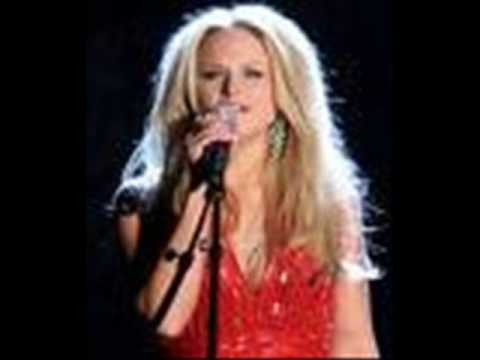 Miranda Lambert - Gunpowder and Lead with Lyrics