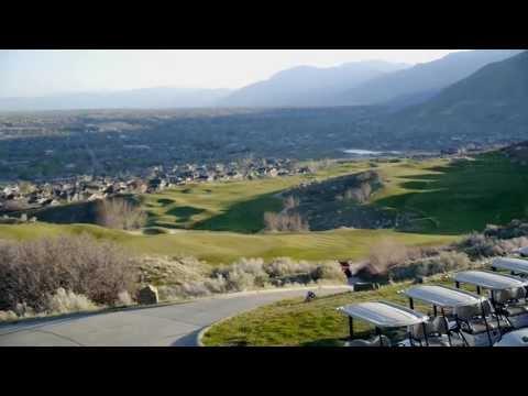 Draper Utah South Mountain Golf Course