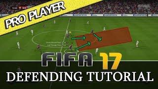 FIFA 19 DEFENDING TUTORIAL / PRO PLAYER / MOST IMPORTANT DEFENDING TECHNIQUES / DEFENDING MASTER