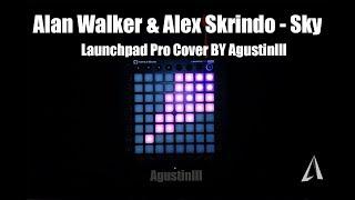 Alan Walker & Alex Skrindo - Sky Launchpad pro cover