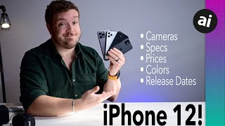 REVEALED! Every iPhone 12 Feature, Price, & Release Date! 🤯 🔥