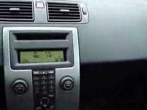 Volvo S40 High Performance Music System 2