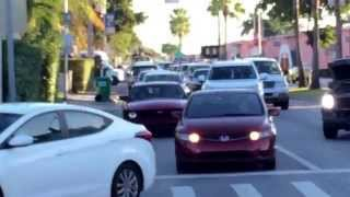 Religious Celebration Cause for Major Traffic in Sweetwater