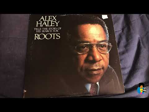 Alex Haley - His Search For Roots (1977)