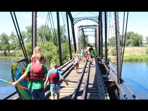 Secret Idaho Swimming Hole   Best Waterfall Adventure   Bubbleland Family Travel  Vlog