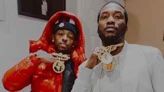 Cookie Money goes Jewelry shopping in Philadelphia with Meek Mill before he Violates Probation