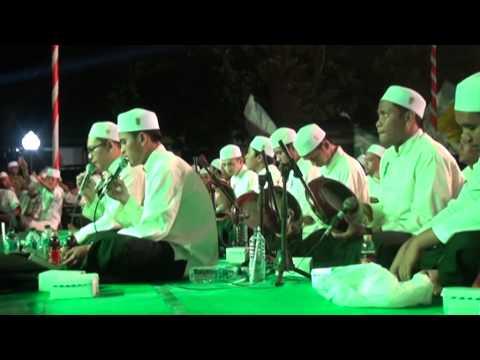 BLITAR BERSHOLAWAT HABIB JA'FAR BIN UTSMAN AL JUFRI BAG. 2