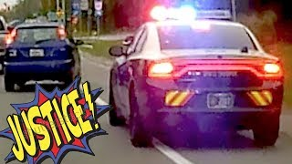 🇺🇸 AMERICAN CAR CRASH / INSTANT KARMA COMPILATION #170