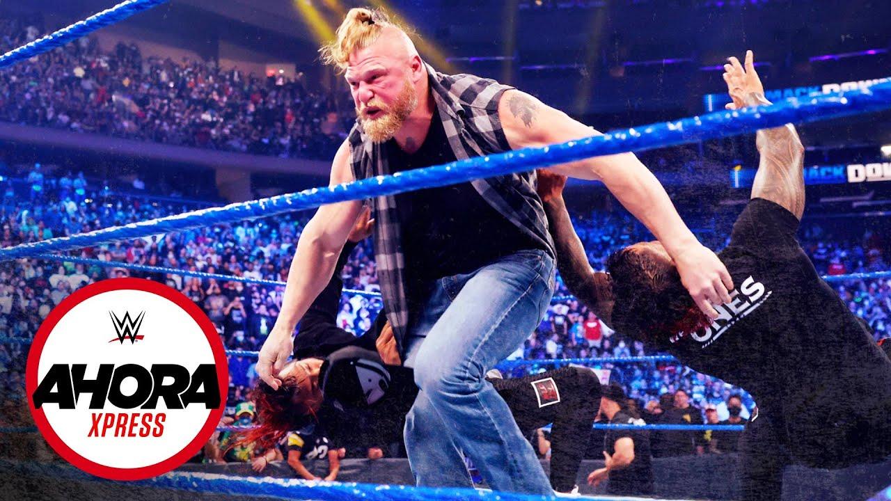 Download ¿Tiene Roman Reigns los días contados? WWE Ahora Xpress, Sep 11, 2021