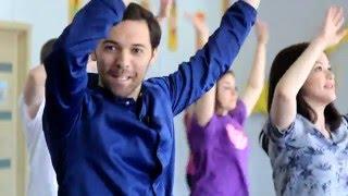 Весенний бал 2016. Уроки танца. Flash Dance