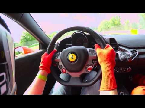Ferrari 458 - Autodromo Imola - Gianluca Fabiano - Rse