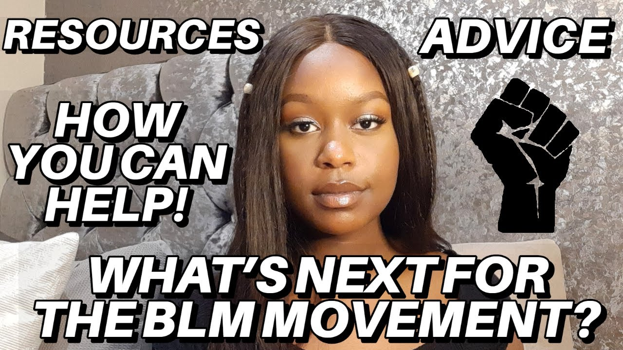 WHAT'S NEXT FOR THE BLM MOVEMENT?