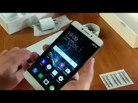Coolpad Cool1 Dual ( C103 ) 4G Phablet Global Version Unboxing - Review From Gearbest