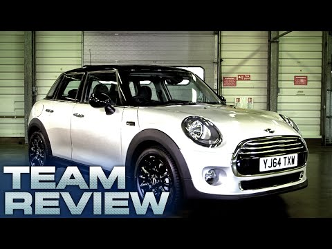 MINI Cooper 5 Door Team Review Fifth Gear