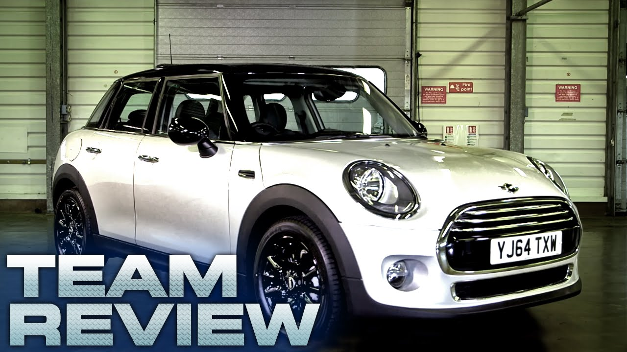 77c0f256e5d MINI Cooper 5 Door (Team Review) - Fifth Gear - YouTube