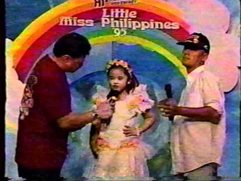 Little Miss Philippines 1995 - Karla