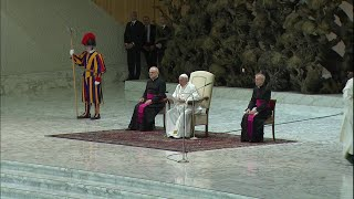 Pope at General Audience: Hospitality will make Christians grow in unity