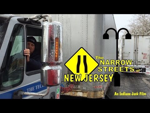 The Narrow Streets of New Jersey
