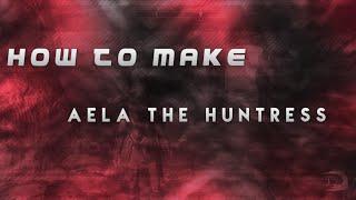 [Skyrim] How To Make Aela The Huntress + Get Her Armour! [PS3/Xbox/PC]