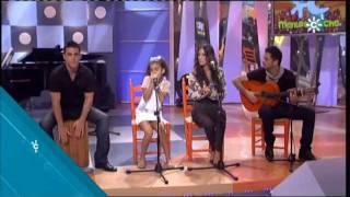 """India Martinez y Claudia En Menuda Noche """"Manuela"""""""