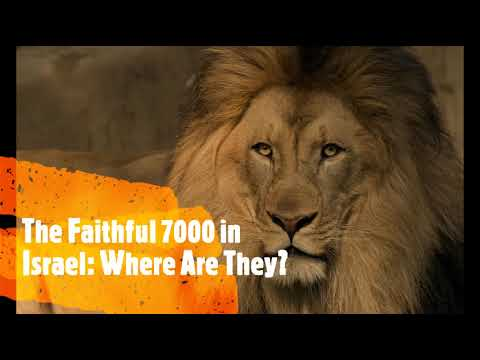 Download The Faithful 7000 in Israel Where are they