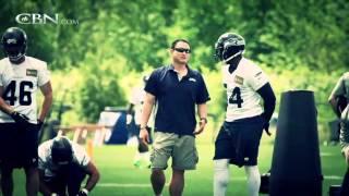 Seattle Seahawks Coach is Grounded by Faith, Not Football