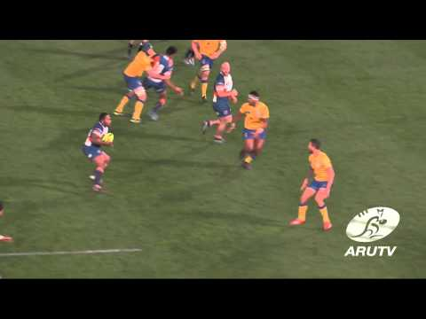NRC14 Rd7: Greater Sydney Rams v Brisbane City Highlights