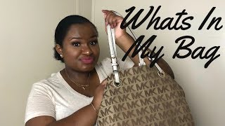 What's In My Bag | Jassy-J
