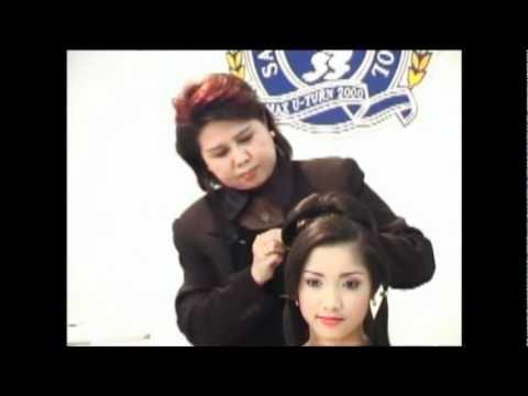 เทคนิคการเกล้าผม 5 แบบ จาก HairToday