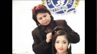 Repeat youtube video เทคนิคการเกล้าผม 5 แบบ จาก HairToday