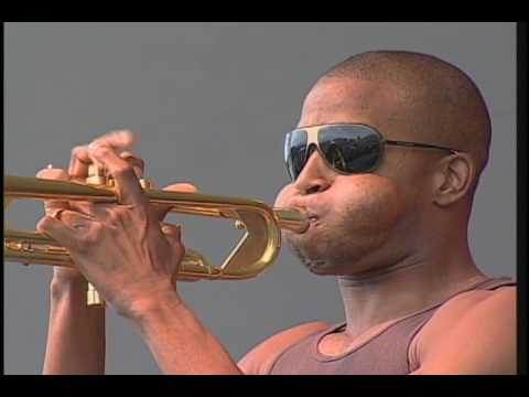Trombone Shorty & Orleans Avenue - St. James Infirmary  - Salmon Arm's Roots & Blues Festival