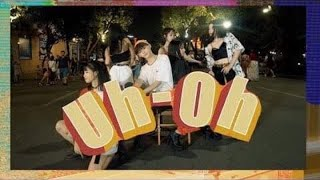[KPOP IN PUBLIC CHALLEGE] (G)I-DLE((여자)아이들) - Uh-Oh_ Dance Cover By GNOUDMAC2