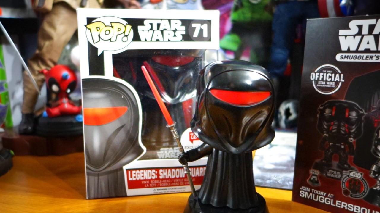 Action- & Spielfiguren Funko Pop Vinyl Figure Star Wars Shadow Guard