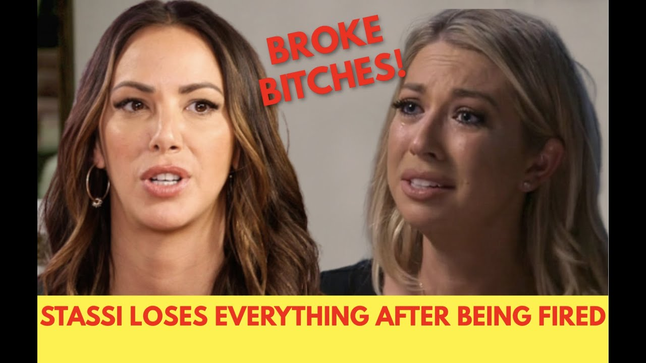 Stassi Schroeder & Kristen Doute LOSE Everything After Being Fired!