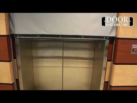 DSI 600 Elevator Smoke Curtain