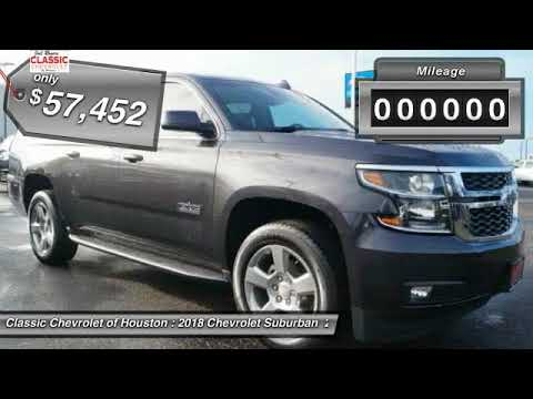 2018 Chevrolet Suburban Houston TX, Katy TX, Sugar Land TX JR121679
