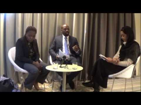 Radio Voice of Sudan Switzerland interview  Maddam Bosnia an