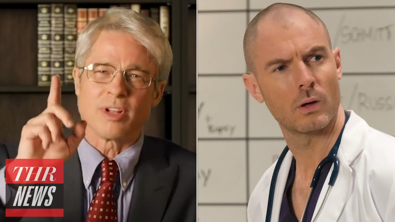 Fauci Reacts to Brad Pitt's Emmy Nomination, 'Grey's Anatomy' Gets New Series Regulars! | THR News